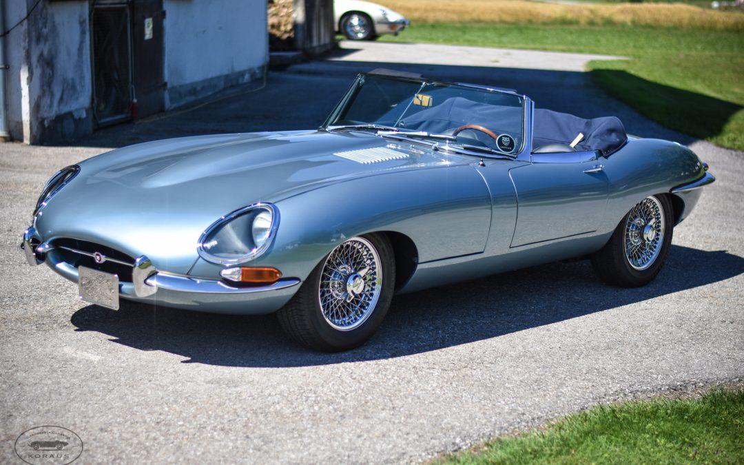 Jaguar E-Typ Serie 1 3,8l