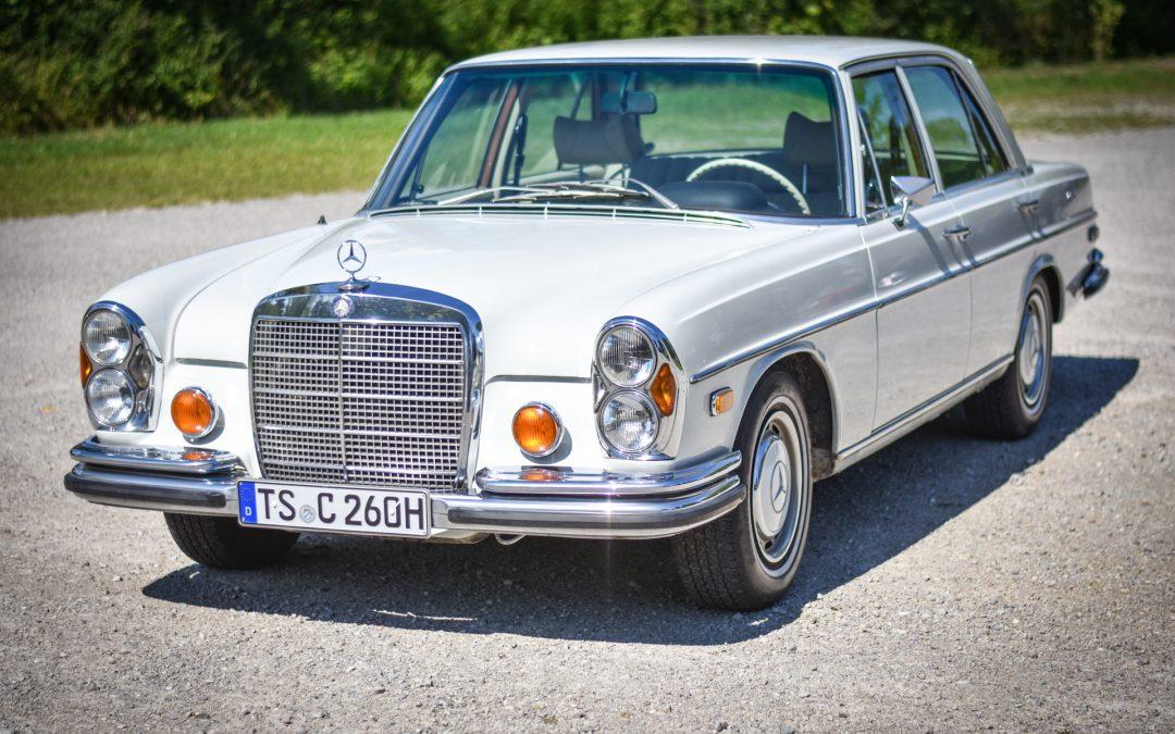 Mercedes Benz 280 SE W108