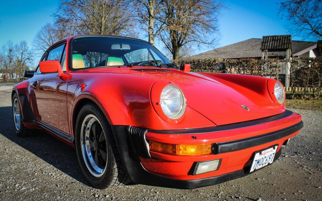 Porsche 930 3.3l Turbo