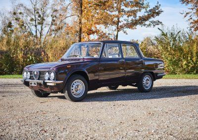 Alpha Romeo Guilia 1300 Super Nuova