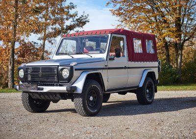 Steyr Daimler Puch 230 GE